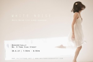 White Noise LIVE at BooksActually